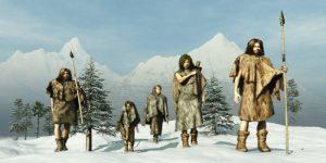 Grupo étnico nómada