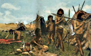 Étnias antiguas nómadas